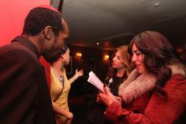 Meeting the ladies of Bulletproof Stockings, Dalia Shusterman and Perl Wolfe