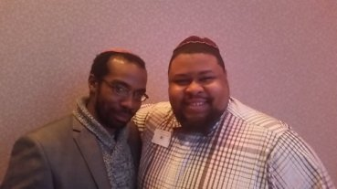 Meeting up with cook and culinary historian Michael Twitty, Mr. Kosher Soul himself