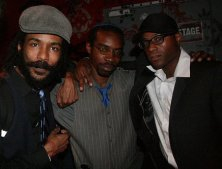 """With Yitz """"Y-Love"""" Jordan and Yoseph Robinson, z""""l"""